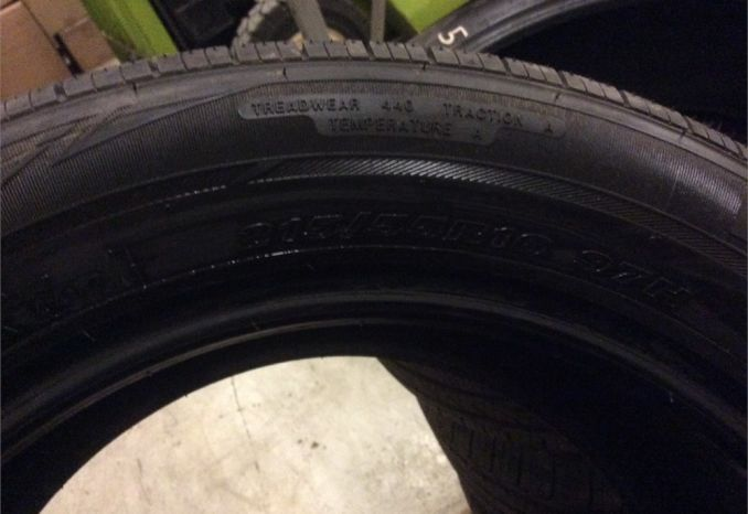 set #6 Nexen Priz AH8 - Size: 215/55R16 97H, M+S,  XL set of 4 ea