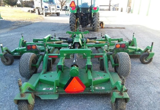2006 Befco Frontier Wing Mower, Model FM2115R