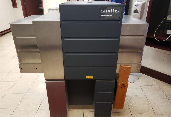 SMITHS HEIMANN X-RAY MACHINE