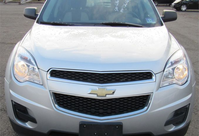 2010 Chevy Equinox-DSS2433