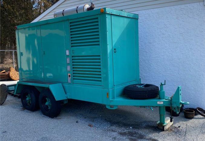 Onan 75 Mobile Generator