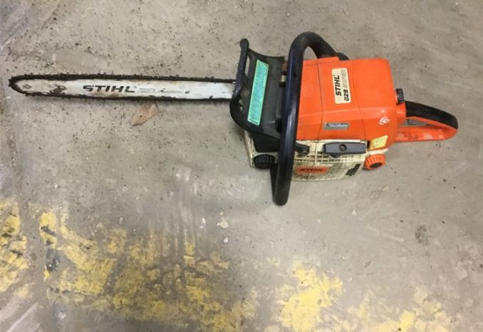 Stihl 029 chain saw