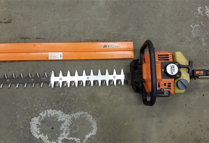 STIHL HS 80 HEDGE TRIMMER