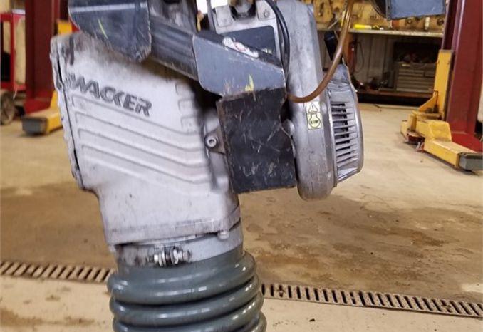 Wacker BS 600 Rammer Compactor