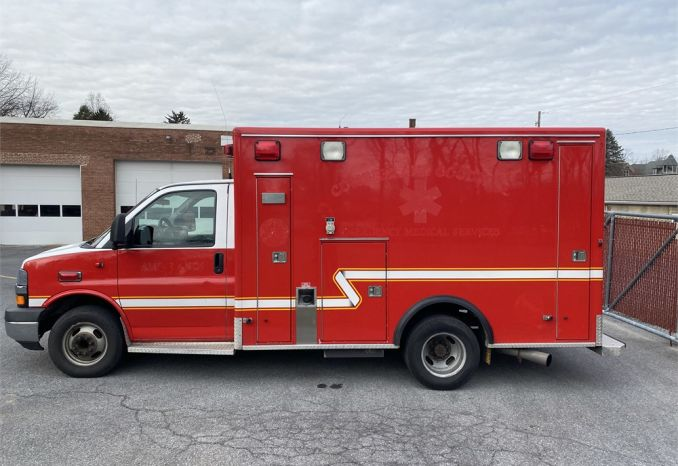 2007 Chevrolet Medix Ambulance