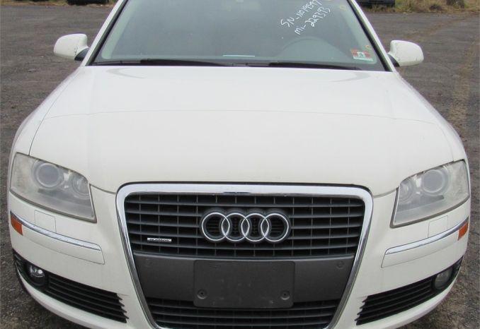 2006 Audi A8-DSS2437