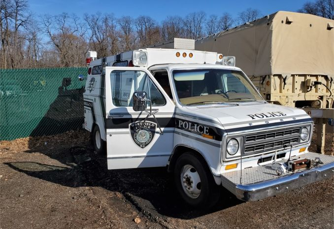 1978 Ford Econoline with utility body
