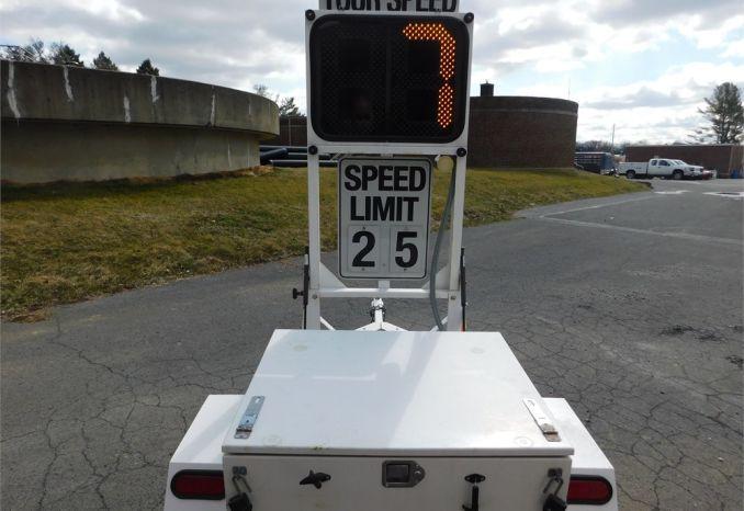 2011 Digital Radar Speed Trailer