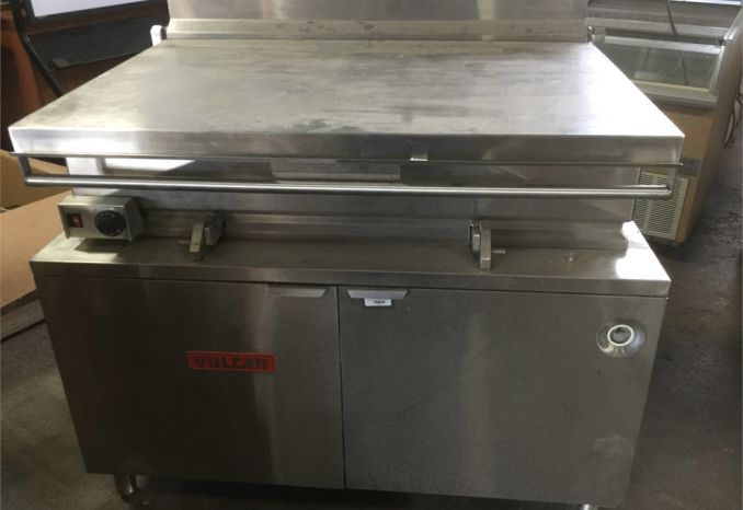 Vulcan Tilting Braising Unit 48Wx34Dx45H