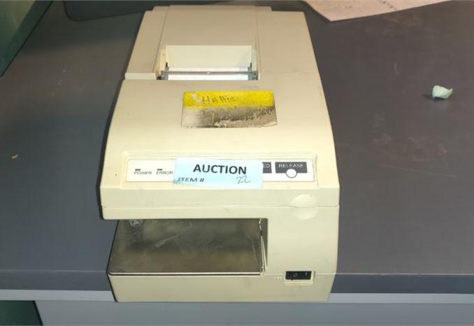 Epson TM-U375 used