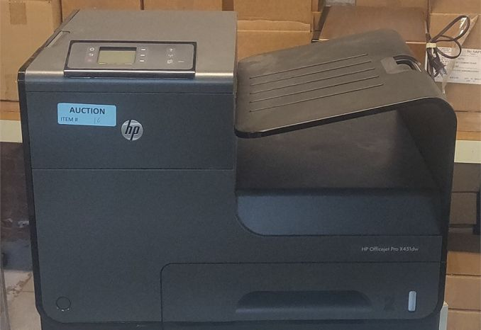 Hewlett Packard OfficeJet X451dw - used