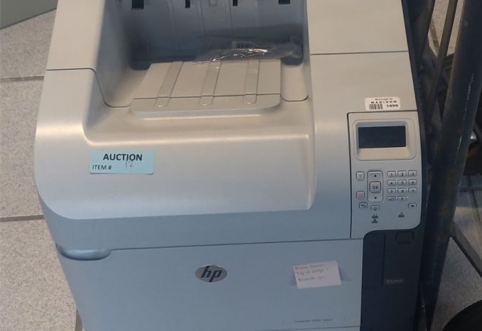 Hewlett Packard LaserJet M602 used