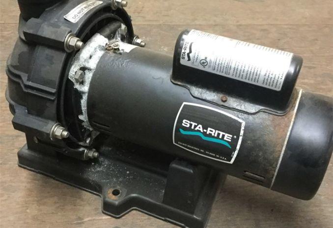 Sta-Rite Brine Pump