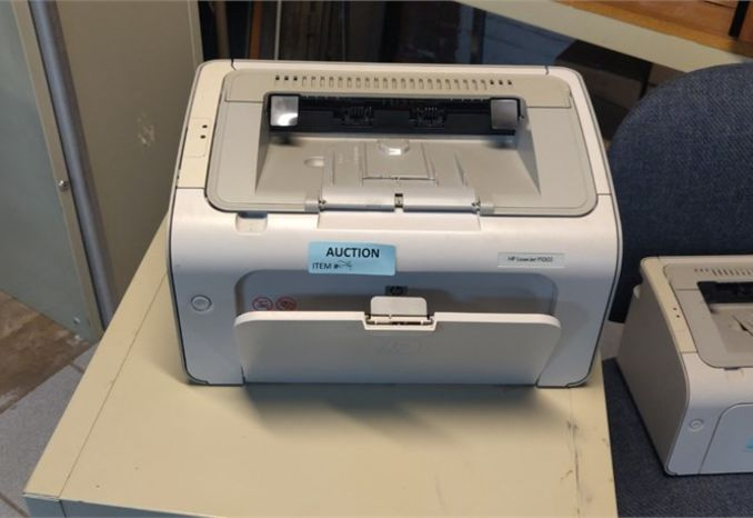 Hewlett Packard LaserJet P1005 used