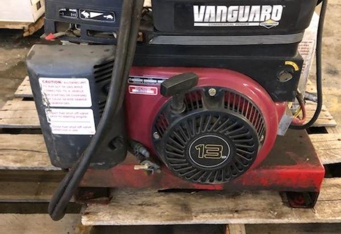 Vanguard air compressor