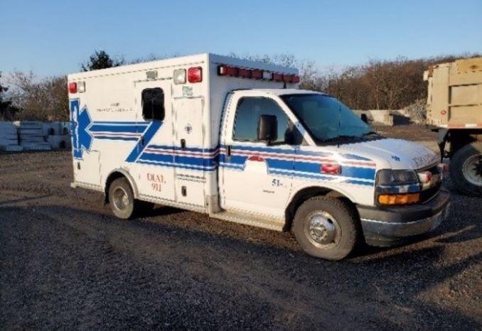 2008 Chevy Ambulance