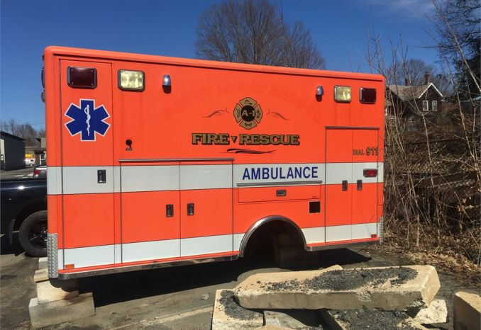 2005 Horton Ambulance Body