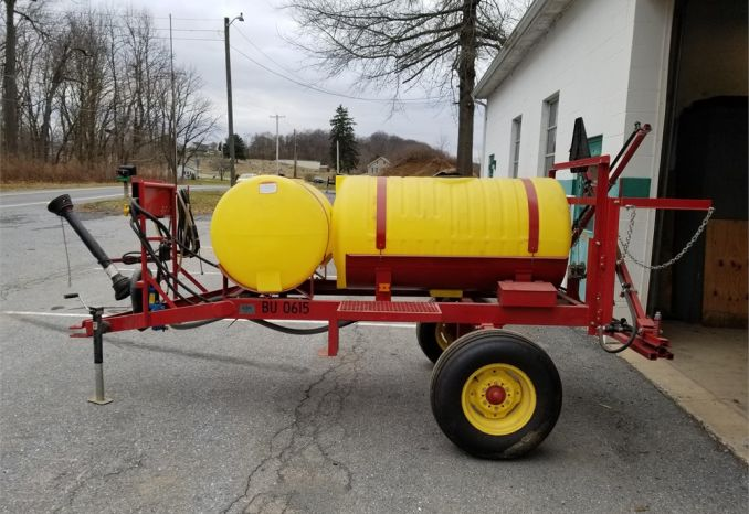Fisher Sprayer MFG Pull Behind Sprayer