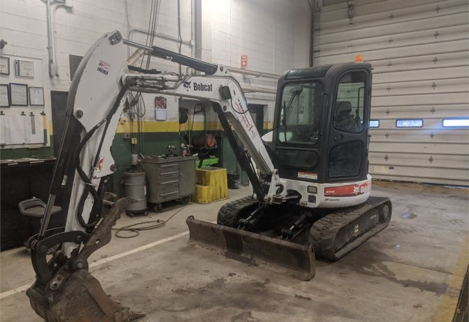 2007 Bobcat 430 Fasttrak Excavator