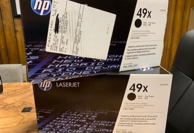 HP 49X Laserjet High Volume Print Cartridge - 2