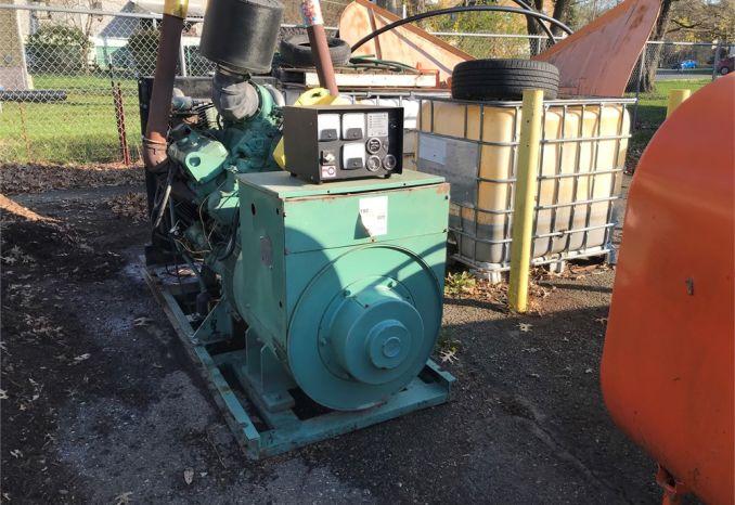 1986 Lima 192 KW Diesel Generator