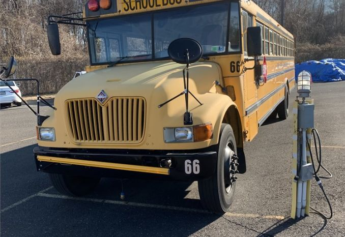 2003 International School Bus, 72 Passenger