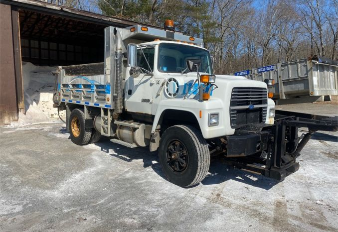 1992 Ford L-9000 Single Axle Dump Truck