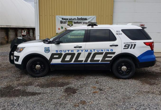 2017 FORD EXPLORER (POLICE)