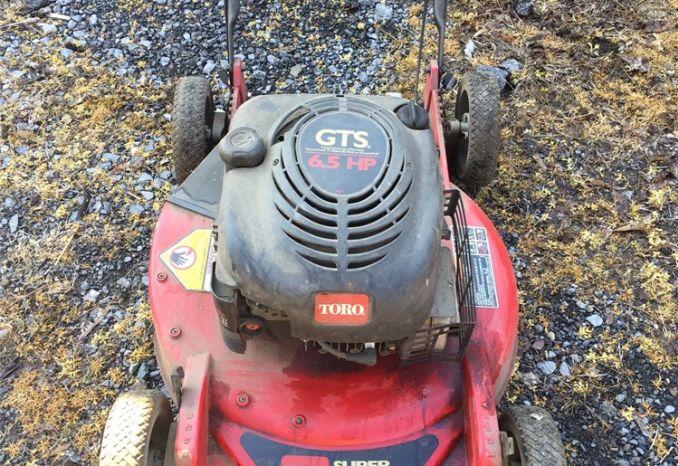 Toro GTS 6.5 lawn mower