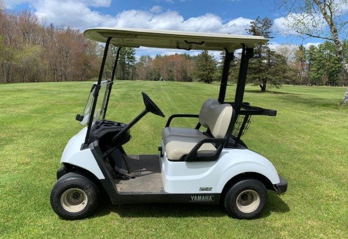 2019 Yamaha YDRA 4 Stroke Golf Cart #1