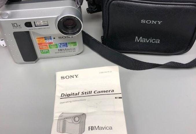 Sony FD Mavica