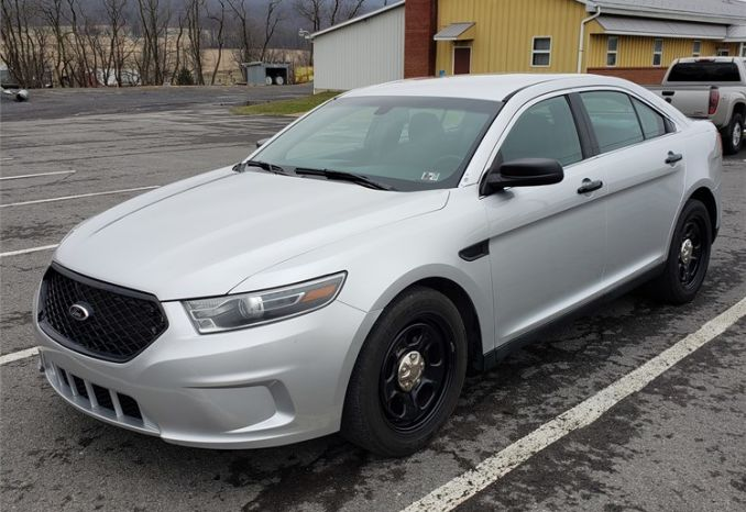 2014 Ford Taurus, Police Interceptor package