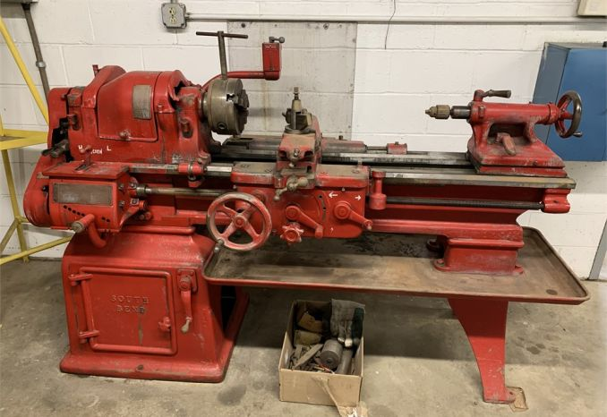 (1) South Bend Metal Lathe