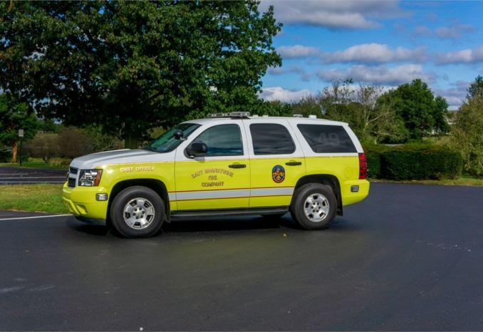 2013 Chevrolet Tahoe SSV 4x4 Command Unit