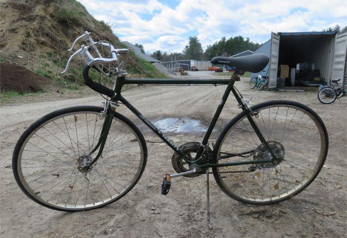 Schwin Varsity Bike
