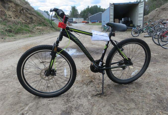 Schwinn Sidewinder bike