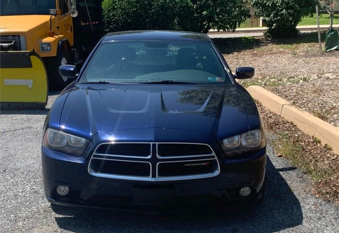 2014 Dodge Charger - Police Package