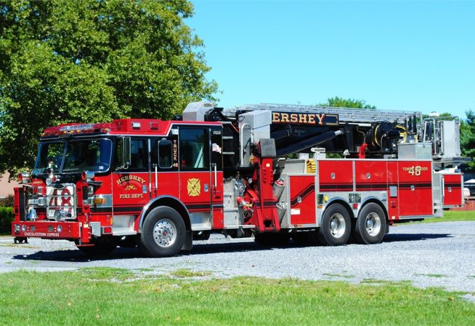 2007 PIERCE ARROW XT/1994 BAKER 95-FT AERIALSCOPE