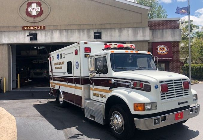 1994 International Medtec Ambulance