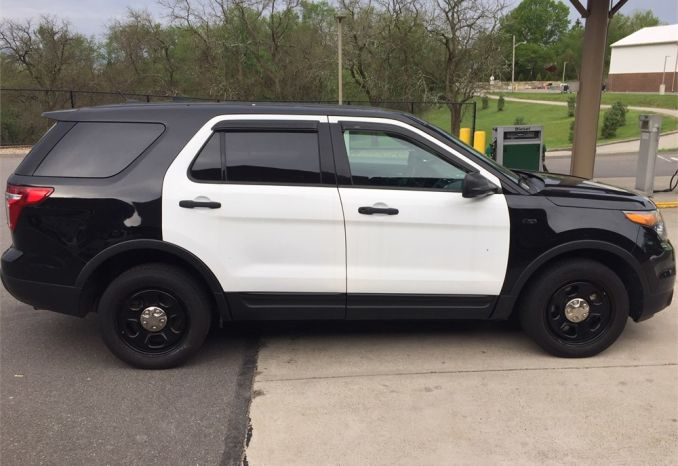 2015 Ford Explorer Interceptor