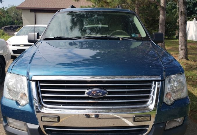 2007 Ford Explorer No Reserve