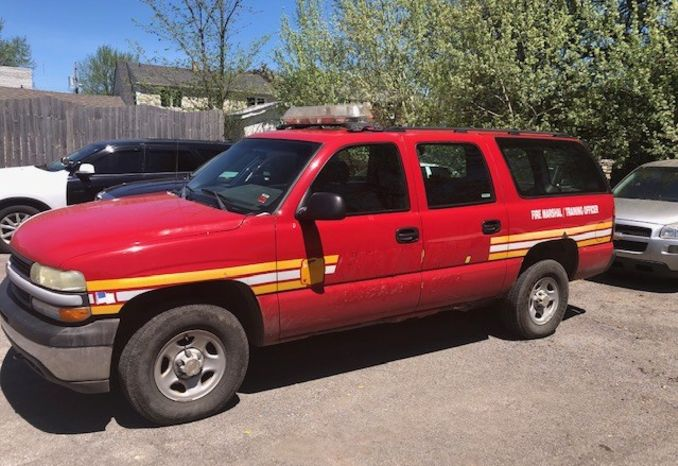 2002 Chevy Suburban 4x4