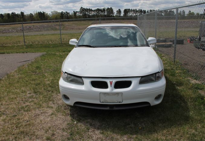 2001 Pontiac