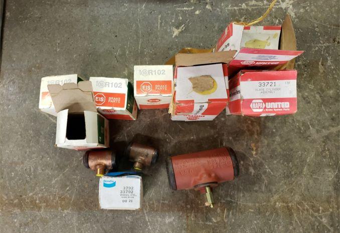 Military Brake Parts