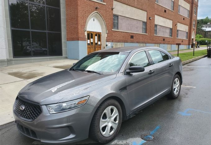 2014 Ford Taurus Interceptor
