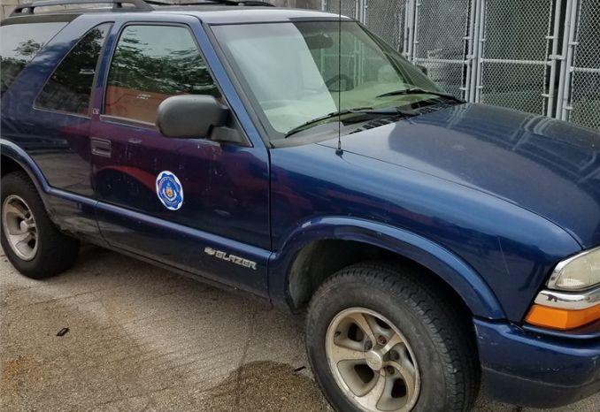 2002 Chevy Blazer
