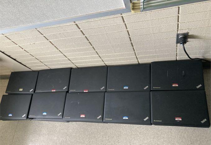 Lenovo Laptops (Lot of 50)