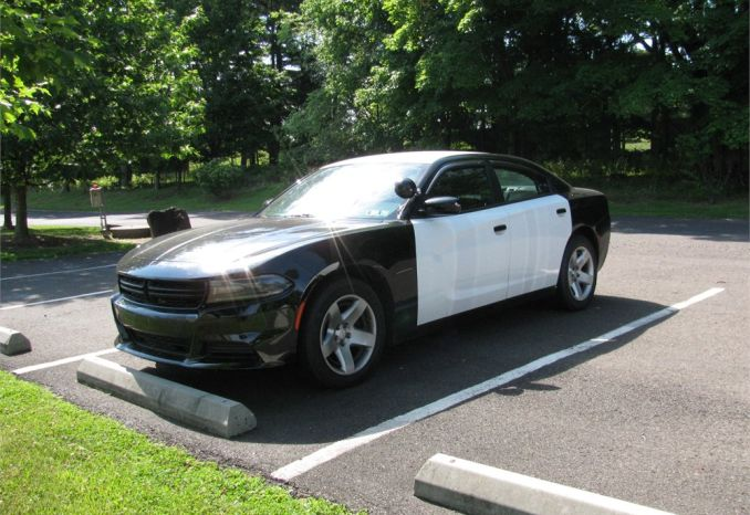 2015 DODGE CHARGER (PD #72-10)