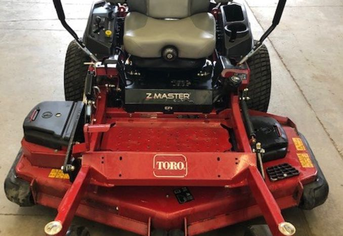 2017 TORO Z-MASTER ZERO TURN RIDING MOWER 60'' REAR DISCHARGE