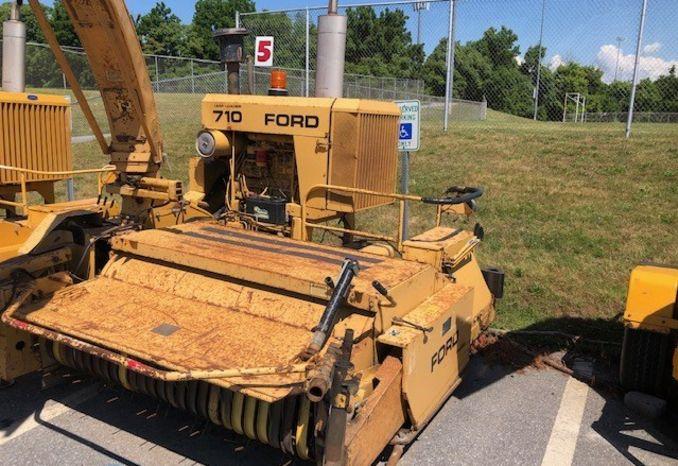 ford leaf loader 710